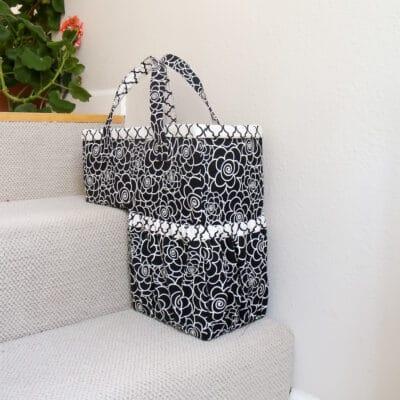 New stair basket pattern! Yahoo!