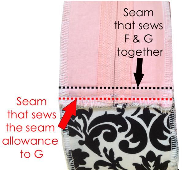 sew seam allowance