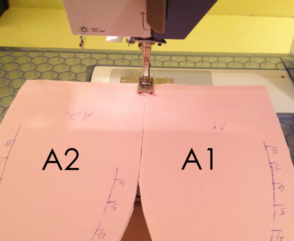 a1 and a2