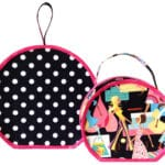 """""""Sweet Escapes"""" Weekend Bag & Cosmetic Case"""