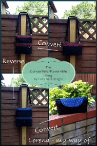Covertible bag