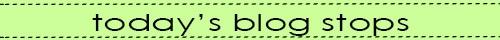 blog stops