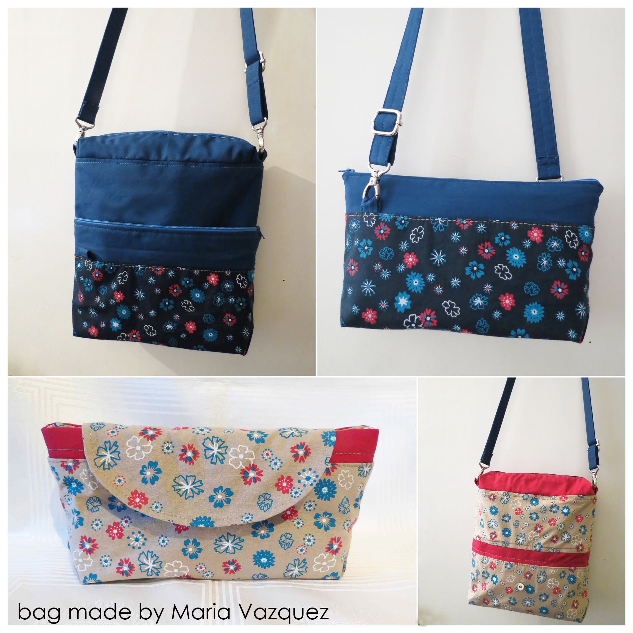 The Convertible Reversible Bag Sewing Pattern