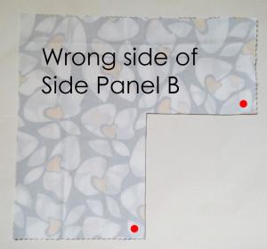 mark side panel B