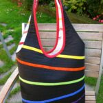 Liz's Tote sewing pattern
