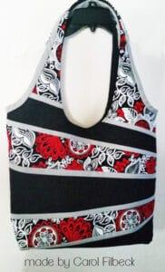 carol's tote sewing pattern