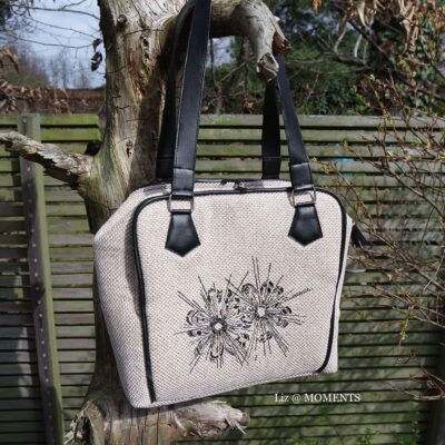 New Pattern!  The Ellory Bag!