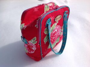 nancy's floral ellory bag