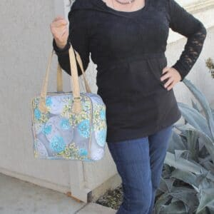 sassy synthia and her amazing ellory bag!
