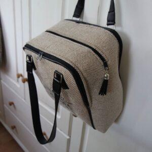 liz's bag side
