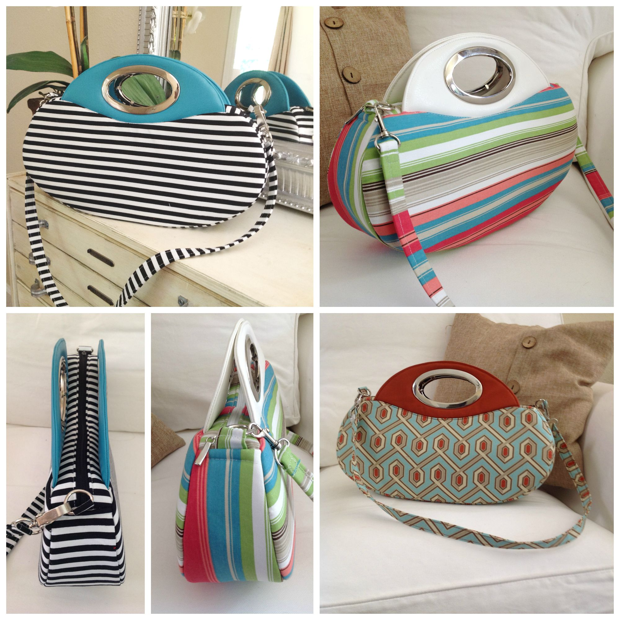 The Layla Bag Sewing Pattern