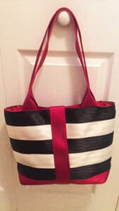 Norma's seat belt tote
