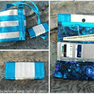 Alyssa's seat belt wallet