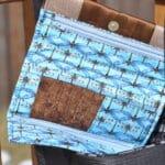 firefly tri fold wallet