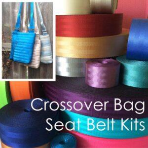 crossover bag seat belt kit