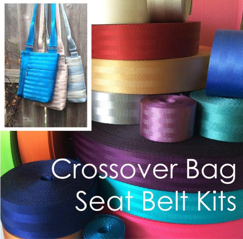 crossover bag seat belt kit
