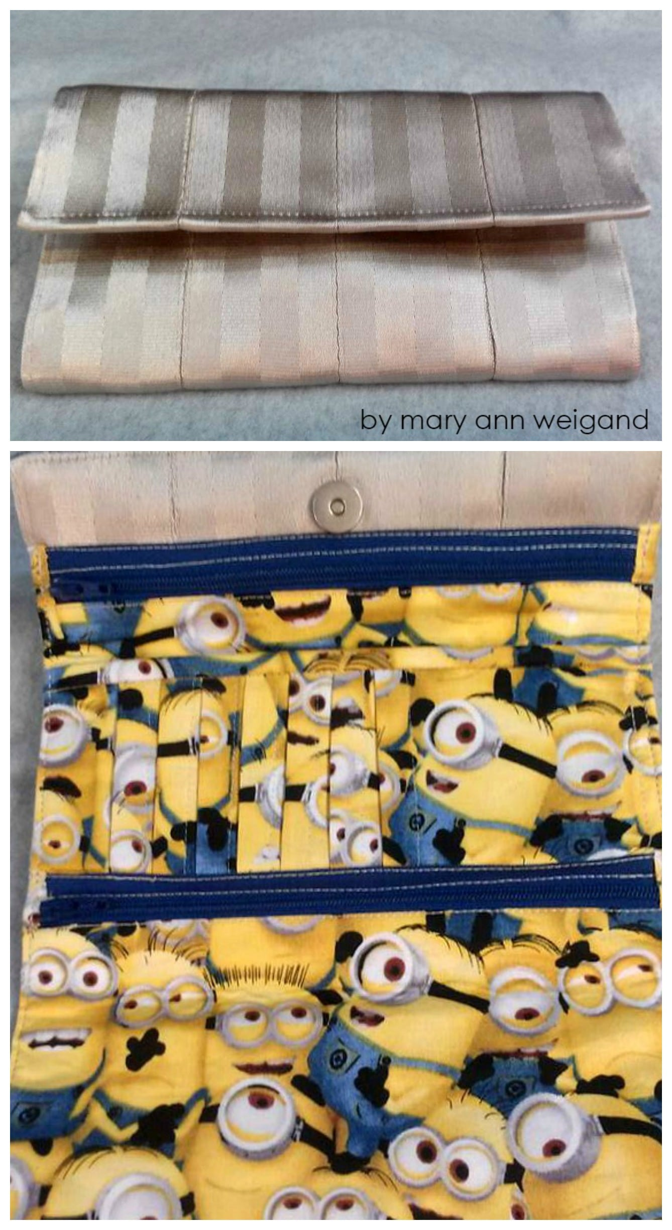 mary ann's minion wallet