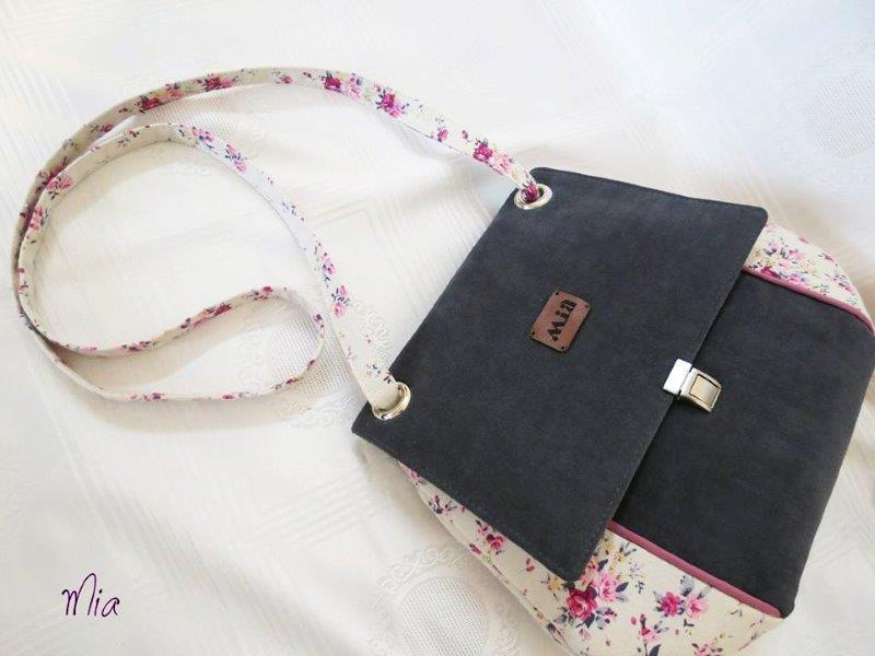 The Belinda Bag Sewing Pattern | cozy nest design