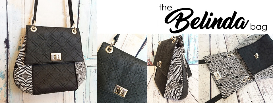 new belinda bag banner