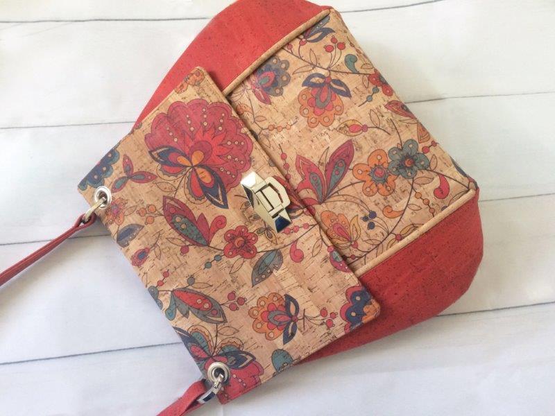 The Belinda Bag Sewing Pattern Cozy Nest Design