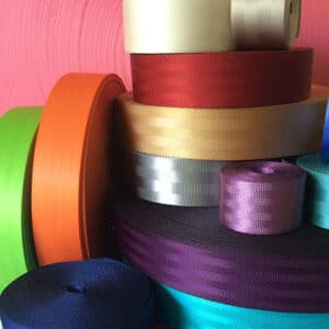 Seat Belt Yardage & Swatches