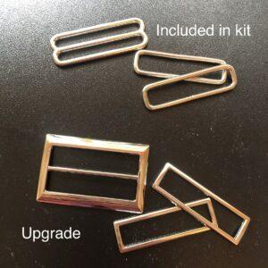 adjustable strap hardware options