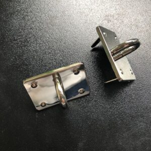 bridge strap connector hardware