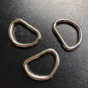 """3/4"""" d-rings"""
