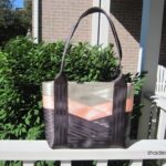 motor city tote front view